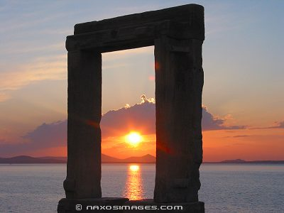 Naxos Greece  - Portara - Apollo Temple